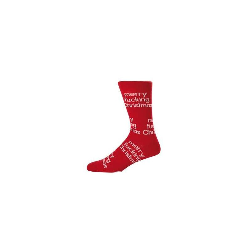 Christmas Socks - Merry Fucking Christmas