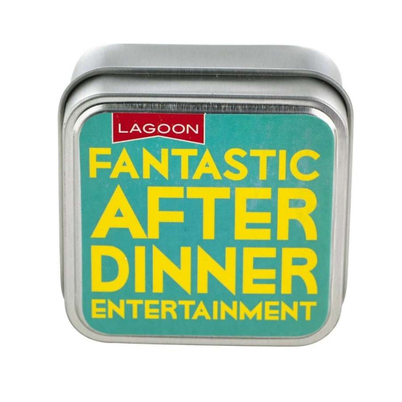 Tabletop Trivia - Fantastic After Dinner Entertainment
