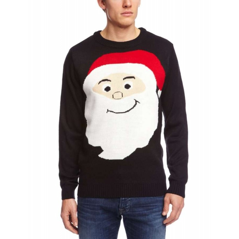 Christmas Jumper - Santa's Face