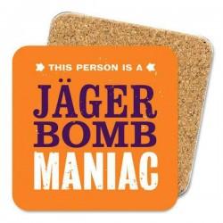 Coaster - Jager Bomb Maniac