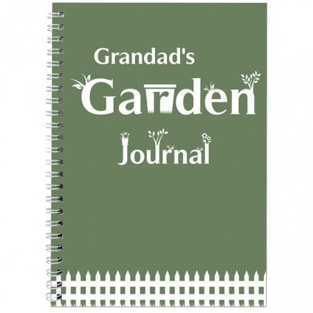 Personalised - Garden Journal