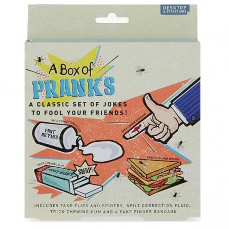A Box Of Pranks