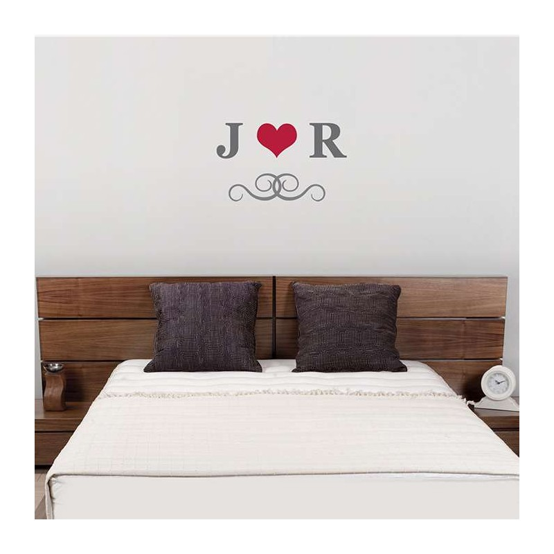 Personalised - Monogram Wall Art