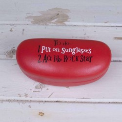 Sunglasses Case  - Act Like...