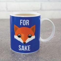For Fox Sake - Mug