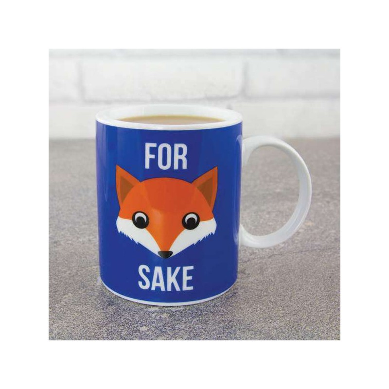 For Fox Sake - Mug