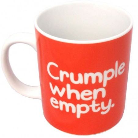 Crumple When Empty