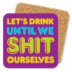 Rude Coaster - Let's Drink...