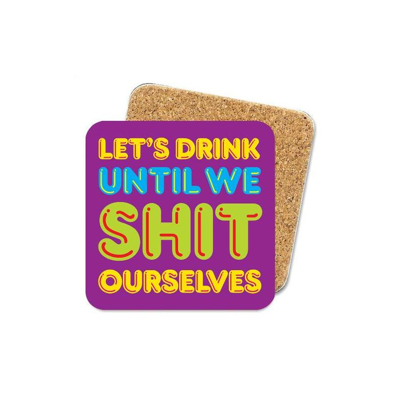 Rude Coaster - Let's Drink Until We Shit Ourselves
