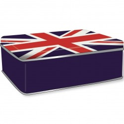 Union Jack Biscuit/Cake Tin