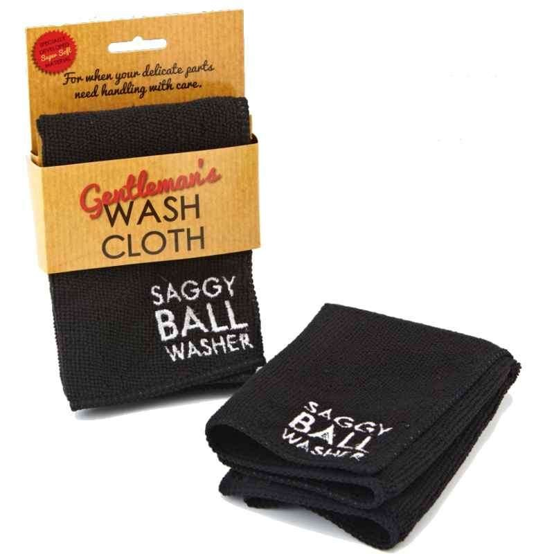 Saggy Balls - Wash Cloth