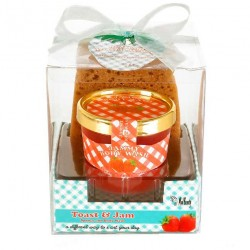 Toast and Jam Body Wash Set
