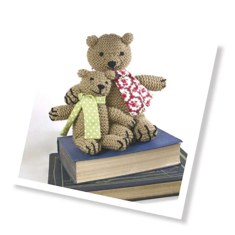 Knit Your Own Teddies
