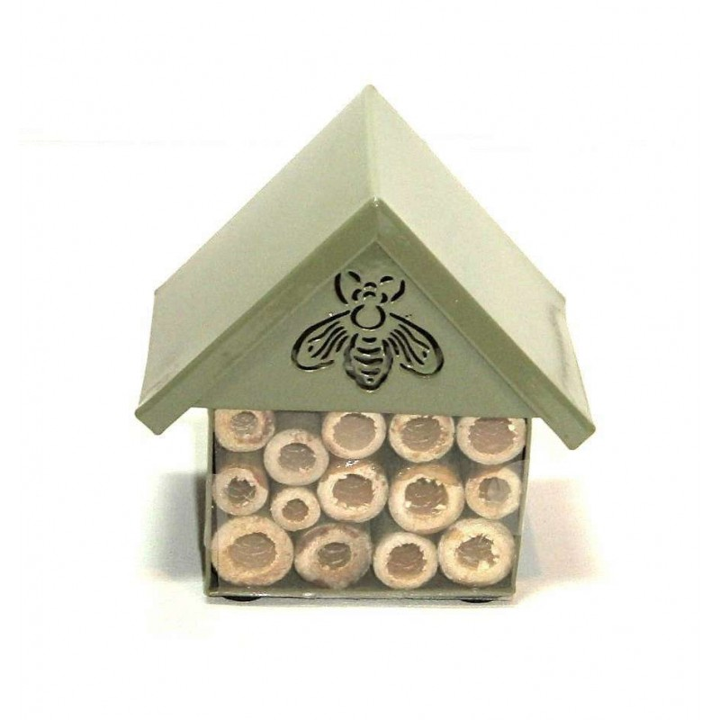 Bee & Insect House Mini - Green