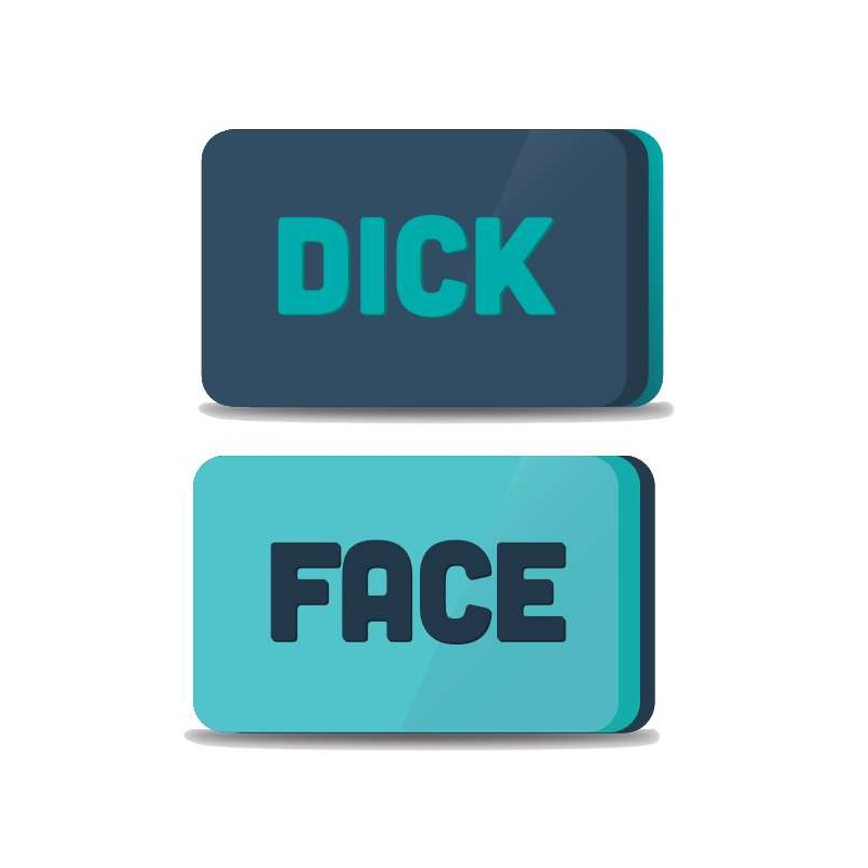 Dick/Face Soap