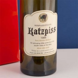 Bottle bag - KatzPiss