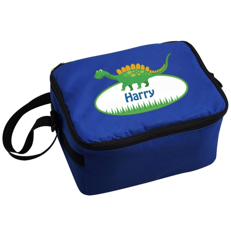 Personalised - Dinosaur Lunch Bag
