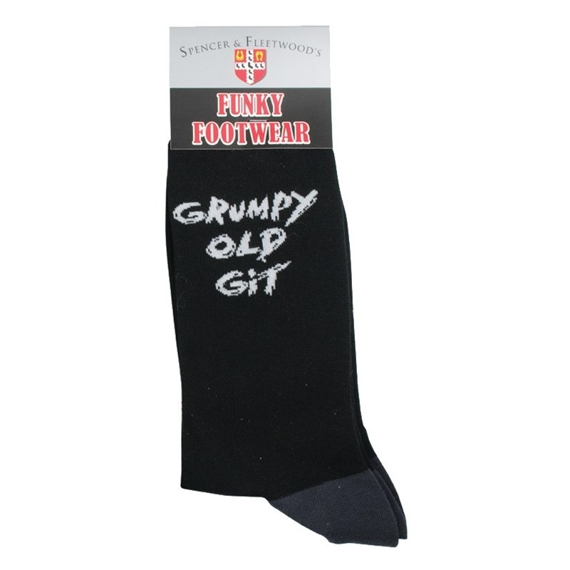 Grumpy Old Git Socks