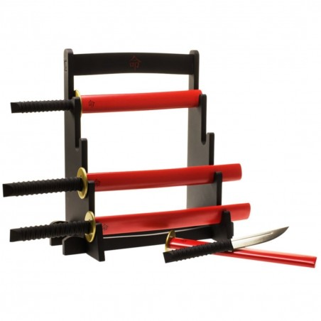 Samurai Knife Set