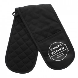 Personalised - BBQ & Grill Oven Gloves