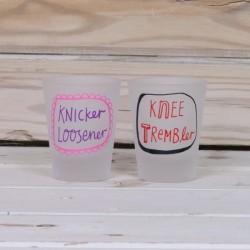 Knicker Loosener & Knee Trembler Shot