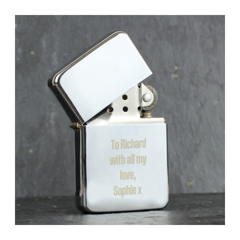 Personalised - Bold Font Lighter