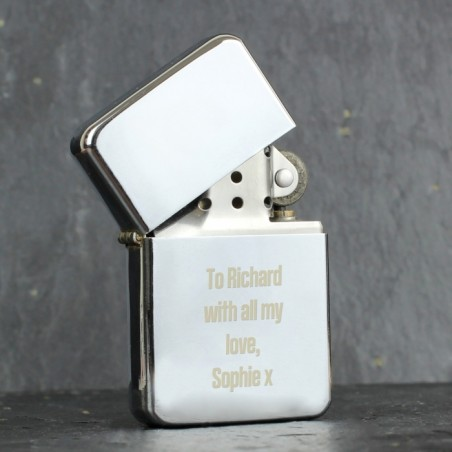Personalised - Bold Font Lighter