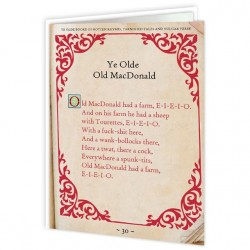 Naughty Nursery Rhymes - Old MacDonald