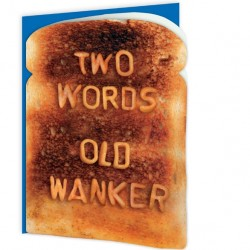 Toasted - Old Wanker
