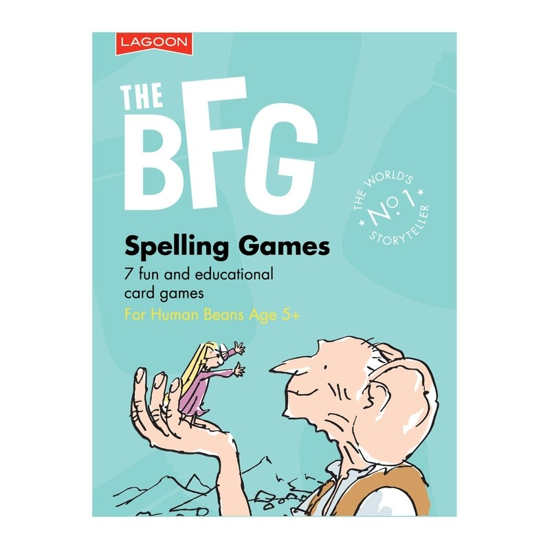 The BFG Spelling Game