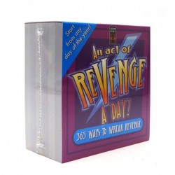 Revenge A Day - 365 Ways