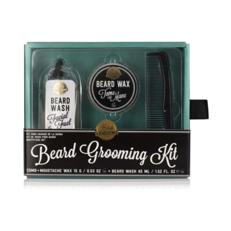 Hello Handsome - Beard Grooming Kit