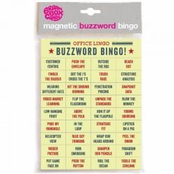 Buzzword Bingo Magnetic Words