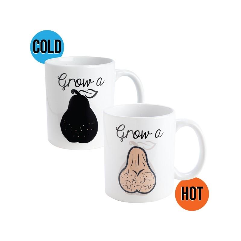 Grow A Pair Mug
