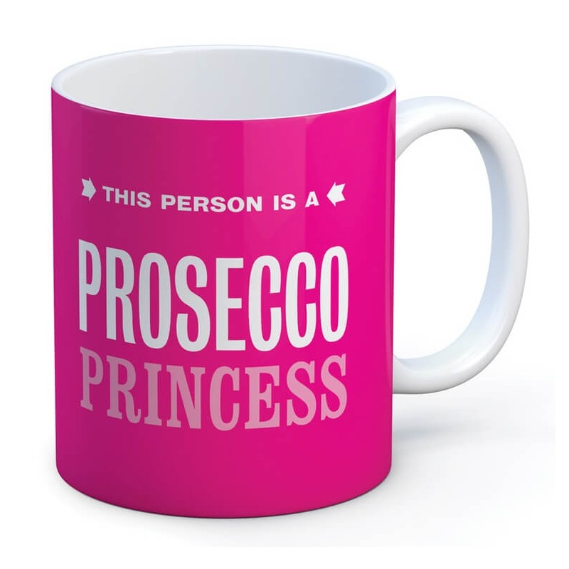 Prosecco Princess - Mug