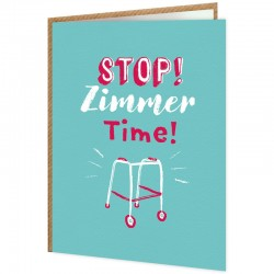Treacle - Stop! Zimmer Time!
