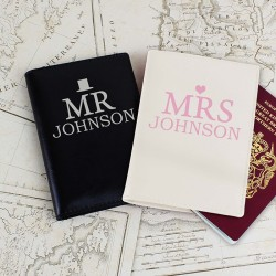 Personalised - Mr & Mrs...