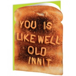 Toasted - You Is Like Well...