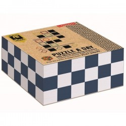 Rubik's - Puzzle A Day Deskblock