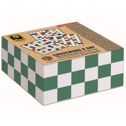 Rubik's - Crossword A Day Deskblock