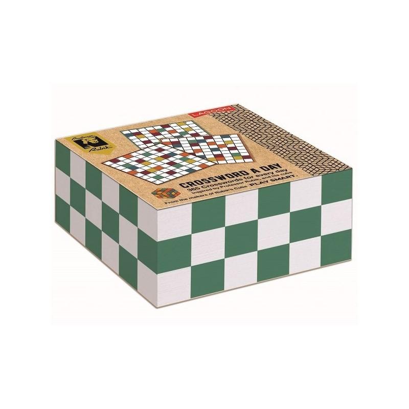 Rubik's - Crossword A Day Deskblock