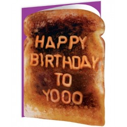 Toasted - Happy Birthday To...