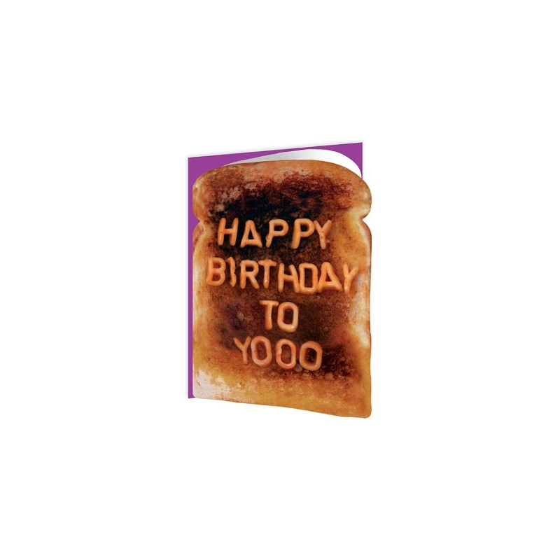 Toasted - Happy Birthday To Yooo