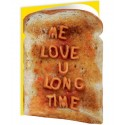 Toasted - Me Love U Long Time