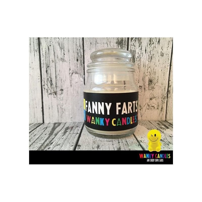 Wanky Candles - Fanny Farts