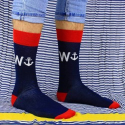 Rude Socks - W Anchor