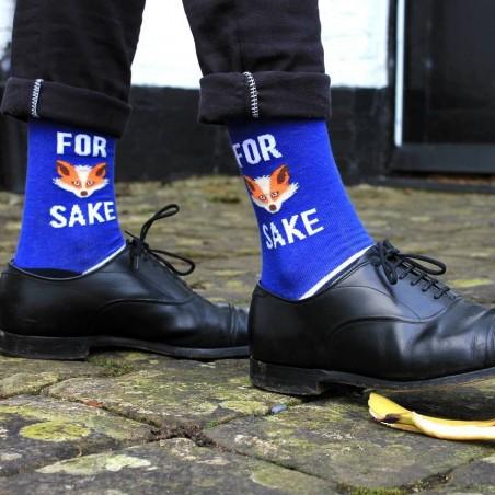 Rude Socks - For Fox Sake