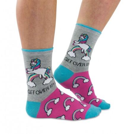 Novelty Socks - Get Over It