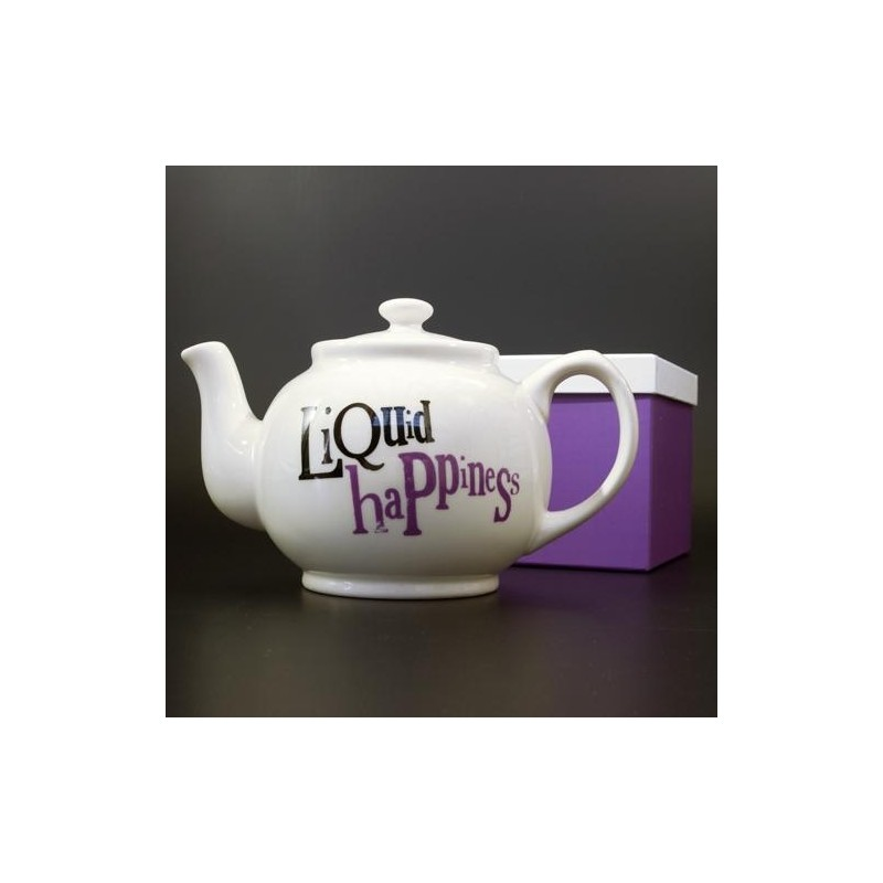 Liquid Happiness Teapot