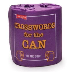 Crosswords For The Can Loo Roll